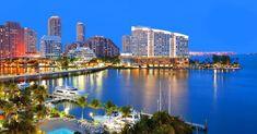 Mandarin Oriental, Miami, Miami, Florida #luxurylink. July 2013