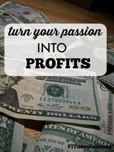 Some people warn you not to mix your passions and your employment. For some reason, they think that you'll suddenly enjoy your hobby much less if it turns into your sole source of income.