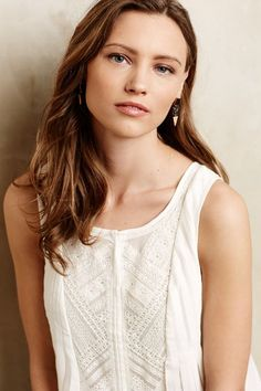 Embroidered Carissa Top - anthropologie.com