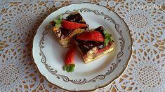 Hrnčeková+mramorovaná+ovocná+bublanina+(fotorecept) Avocado Toast, Breakfast, Treats, Food, Sweet, Basket, Morning Coffee, Sweet Like Candy, Candy