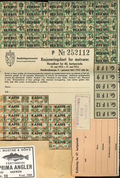 Vintage Papers & Receipts (28)