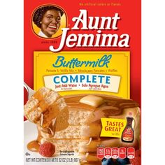 How to prepare the best pancake mix: my turn for us – Experience Of Pantrys Aunt Jemima Waffle Mix Recipe, Aunt Jemima Pancakes, Best Pancake Mix, Pancake Stack, Buttermilk Waffles, Pancakes And Waffles, Gourmet Recipes, Snack Recipes, Snacks