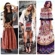 А вы знаете, как называется стиль, в котором нашли отражение элементы винтажной моды, хиппи-культуры и этнические мотивы