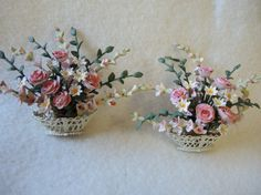 Doll House Miniatures by CandyTheArtist on Etsy, $30.00