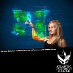 ¿Ya lograste tu bachillerato y te gustaría obtener una Maestría que te lleve a otro nivel en el mundo laboral? Estudia nuestra exclusiva Maestría en Programación de Tecnologías Interactivas, única en el Caribe. Las clases comienzan el 21 de febrero. ¡Matricúlate hoy! Llámanos al: 787-720-1022 o envíanos un email a: Admisiones@AtlanticU.edu #SéUnGladiador #ÚneteALosGanadores