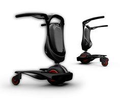 Rollator - kurosua. Concept design.
