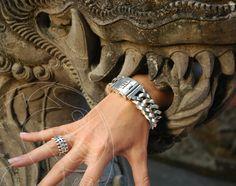 S!LK Jewellery // Vishnu 102 bracelet