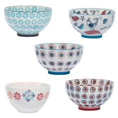 monoprix 2012 #rice bowls #folk