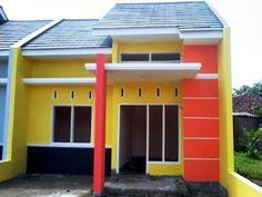 warna cat eksterior rumah minimalis terbaru