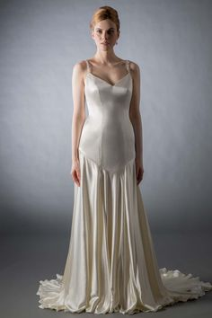 Charmeuse Wedding Gowns – fashion dresses