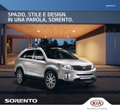 South Korean automaker Kia was looking for a nice accommodation to pull in with the Sorento. With a large collection of digital real estates MAGROUND has the right spot for everyone!