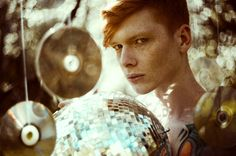 """Music is All Around"" — Photographer: Nora Drugan Model: Валерий Гаряев (Valery Garyaev)"