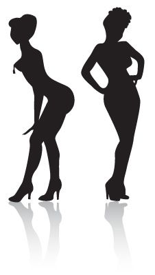 Burlesque Clip Art | imgbucket.com - bucket list in pictures!