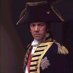 Admiral Sir Edward Witherington (Robert Lindsay)