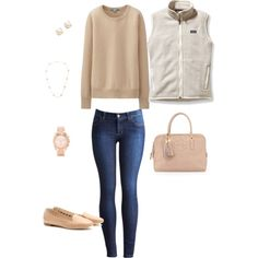 """winter outfit"" by baywillits on Polyvore"