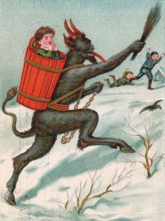 Krampus Nacht is Dec 5th!