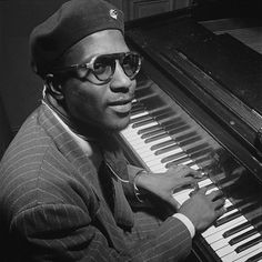 Jazz great Thelonious Monk was born on this day in 1917
