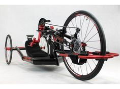 Oracing NAT (vastframe handbike, fixed frame handcycle)