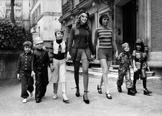#rip Emmanuelle Khanh, Who Reinvigorated French Fashion, Dies at 79 The New York Times