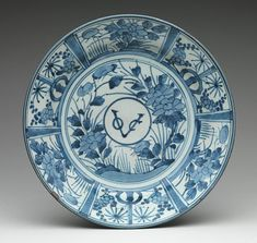 Charger 138cm Dragons Huge Oriental Chinese Blue & White Porcelain Plate