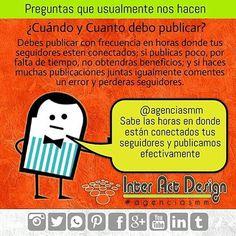 Cuando y cuanto debo publicar. #agenciasmm #medellin #bogota #riodejaneiro #saopaulo #lima #quito #caracas #panama #costarica #guatemala #puertorico #cartagena #cali #barranquilla #mexico #latinoamerica #riodejaneiro