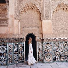 Dreaming of Morocco while working on my Marrakech travel diary and packing for a short trip to London!  #Marrakech #Morocco #Maroc