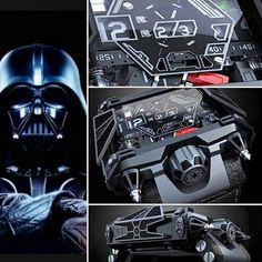 Te gusta Star Wars?? Este es tu reloj! Reloj de Darth Vader Star Wars Devon se fabricarán 500 unidades con un precio de algo más de 25mil euros. #starwars #reloj #darthvader #starwarsdevon