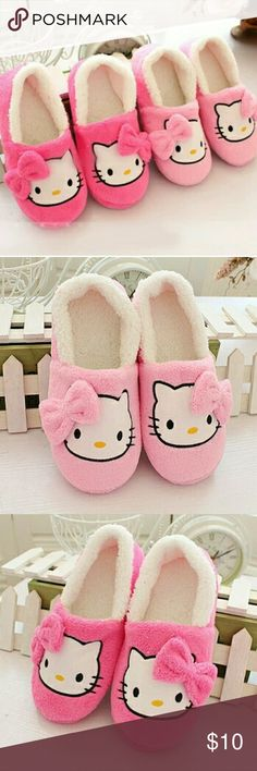 2017 Retro Hello Kitty CandyDream Slippers -Comfy -Newly Packaged  -Keeps You Warm -Cotton Material -Choose Color Or Type In Google And Buy For Cheaper At LiveYoungStore!! Other colors available at LiveYoungStore!! Shoes Slippers