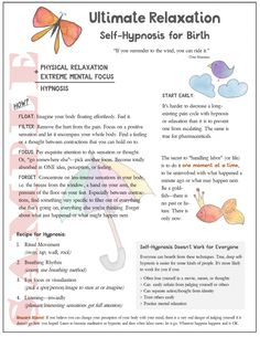 Childbirth graphics, birth class handouts, and printable education for doulas, midwives and childbirth educators. Get free handouts for prenatals and class. Pregnancy Facts, Pregnancy Labor, Pregnancy Problems, Pregnancy Affirmations, Birth Affirmations, Birthing Classes, Birthing Plan, Baby Delivery, Baby Girls