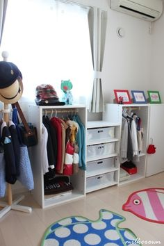 milkcrown's room-kids room3 Dream Kids, Under Stairs, Kidsroom, Kid Spaces, Diy For Kids, Baby Room, Diy And Crafts, Nursery, Kids Rugs