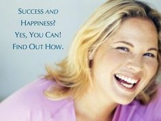 You deserve both success and happiness. Find out how.