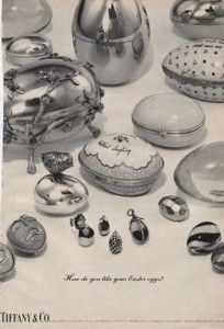 '60s Easter Ad - Tiffany & Co.
