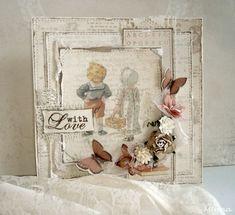 A Grandma's school book card » Pion Design's Blog