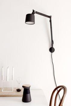 Vipp wall lamp - via cocolapinedesign.com
