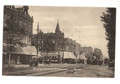 http://www.ebay.co.uk/itm/Old-Vintage-Postcard-YOUNGS-CORNER-CHISWICK-LONDON-W5788-1905-TRAM-BIKE-CARRIAGE-/291264522874