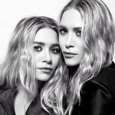 Mary-Kate & Ashley Olsen For The Edit