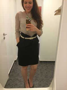 Jobb look. Office outfit. Work clothes.