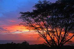Sunset @ Villa Montemeru