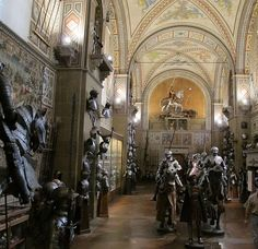 The Stibbert Museum in Florence
