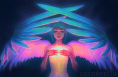 The portal of your heart is the key. As you begin to open your heart more and more to the energy of love in each moment, you will begin to understand that the answer is indeed love. Go deep within your heart center and expand into the infinite vastness of the ever now, the absolute stillness within one unity consciousness. If your mind doesn't understand, tune into your heart's wisdom. Let yourself dissolve inward, connected with all that is.  Feel yourself alight with Unconditional Love...