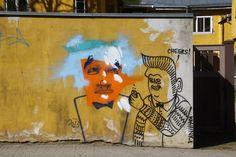 Artist: Thobek and Kashnik | Community Post: 21 Awesome Street Art Pieces From Tartu, Estonia!?