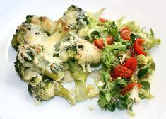 Zapekaná brokolica, Delená strava - recepty, recept | Naničmama.sk Potato Salad, Potatoes, Chicken, Ethnic Recipes, Food, Outdoor, Diet, Outdoors, Potato