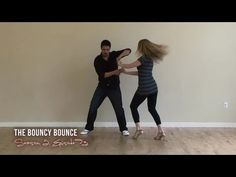One Day ▶ Salsa Dance Moves : Bouncy Bounce - YouTube