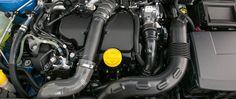 El propulsor turbodiésel destaca por su bajo consumo.