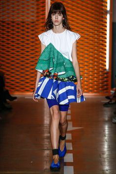 MSGM Milano - Spring Summer 2017 Ready-To-Wear - Shows - Vogue.it