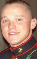 Marine Lance Cpl. Joseph E. Rodewald  Died October 13, 2010 Serving During Operation Enduring Freedom  21, of Albany, Ore.; assigned to 3rd Battalion, 5th Marine Regiment, 1st Marine Division, I Marine Expeditionary Force, Camp Pendleton, Calif.; died Oct. 13 in Helmand province, Afghanistan, while conducting combat operations.