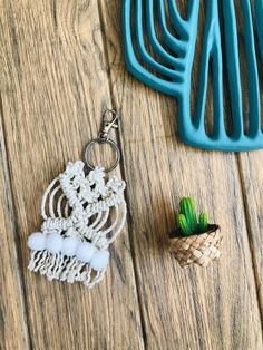 Excited to share this item from my shop: Classic Macrame Keyring / Bagcharm pompoms Uk Shop, Popular Pins, Key Rings, Most Beautiful Pictures, In The Heights, Macrame, Great Gifts, Gift Wrapping, Unique Jewelry