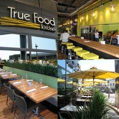 True Food Kitchen - Santa Monica Healthy and Fresh! Wheat Free Diet, Gluten Free Diet, Gluten Free Restaurants, Modern Library, True Food, First Kitchen, Gluten Intolerance, Business Inspiration, Santa Monica