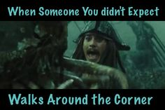 Jack Sparrow and Davy Jones give us an example if reality in Pirates of the Caribbean At World's End
