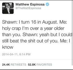 Lol one of my favorite tweets